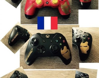stickers controller ps4 xbox one