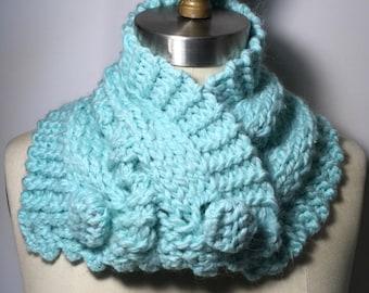 Crochet Handmade Scarf, Crochet Scarf