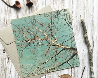 Wooden Cards, Wood Cards, Wood Print, Nature Print, Botanical Print, Tree Print, Botanical Cards, Wood Art, Nature Cards, Eco Cards
