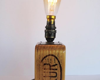 Block Lamp (EUR, Grey)