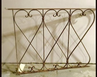 Vintage Iron Fencing