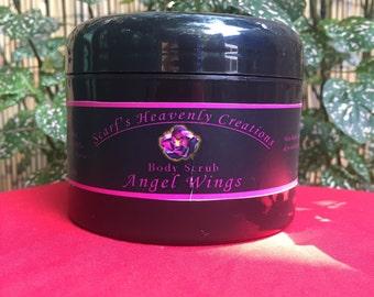 Angel Wings Body Sugar Scrub