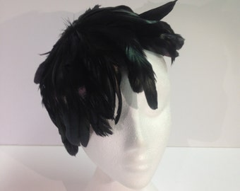 Feather Hat (Fascinator)