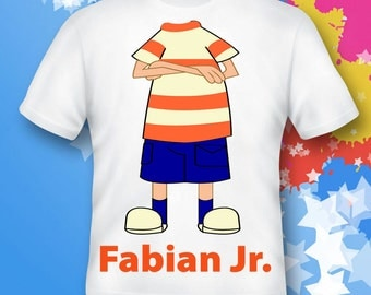 phineas Shirt.  phineas and ferb Shirt.  phineas gift. phineas costume.  phineas birthday
