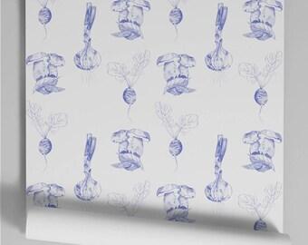 Wallpaper blue Bob