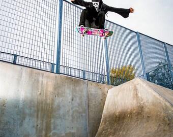 Ghostface Skateboard