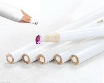 Rhinestone Wax Picker Pencil - Craft Tool