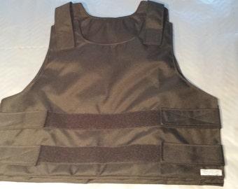 Bullet proof vest Kevlar NIJ standard IIIA protection