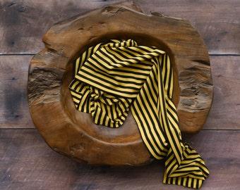 Bumble Bee stretch wrap, stretch wrap, newborn wrap, stretch knit wrap, newborn photography prop, newborn jersey wrap