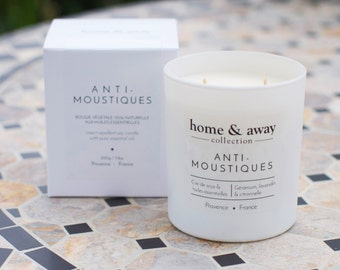 BALANCES mosquito candle - 100% natural essential oils