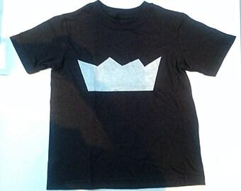 Youth Screenprinted T-Shirt: My Tee Crown