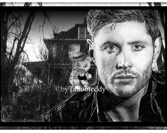 """Shop """"dean winchester"""" in Art & Collectibles"""