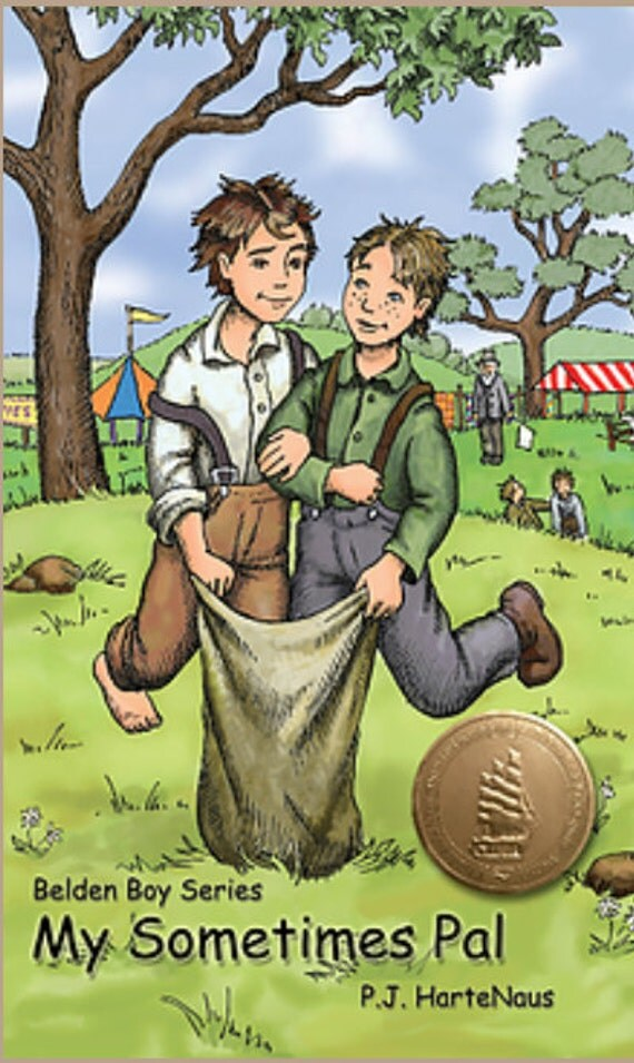My Sometimes Pal - 2nd Book of the Belden Boy Series