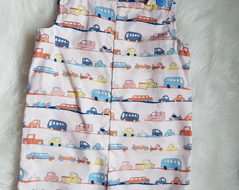 Boy's cotton romper