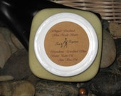 Sew Forgiven Whipped Unrefined Shea Body Butter 8 oz size Medium-210
