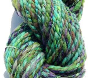 Tidepool-Handspun Wool Yarn