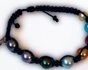 Nursing Student Bracelet - Phlebotomy Student - Phlebotomy Jewelry - Order of the Draw Bracelet - Medical Assistant Bracelet  - Study Aid