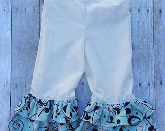 Ruffle Pants, Toddler Ruffle Pants, girls Ruffle pants, toddler, girl, children, Clothing, ruffled pants, girls clothing, ruffle pant outfit