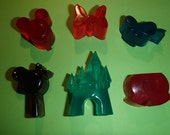 Theme Park Castle Glycerin Soap Set