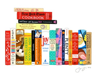Ideal Bookshelf 967p: Cooking