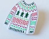 Christmas Jumper Badge