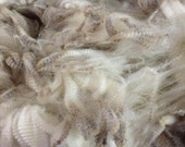 Fine Polwarth Fleece 2kg - Well-skirted - Australian Grown Wool for Spinning