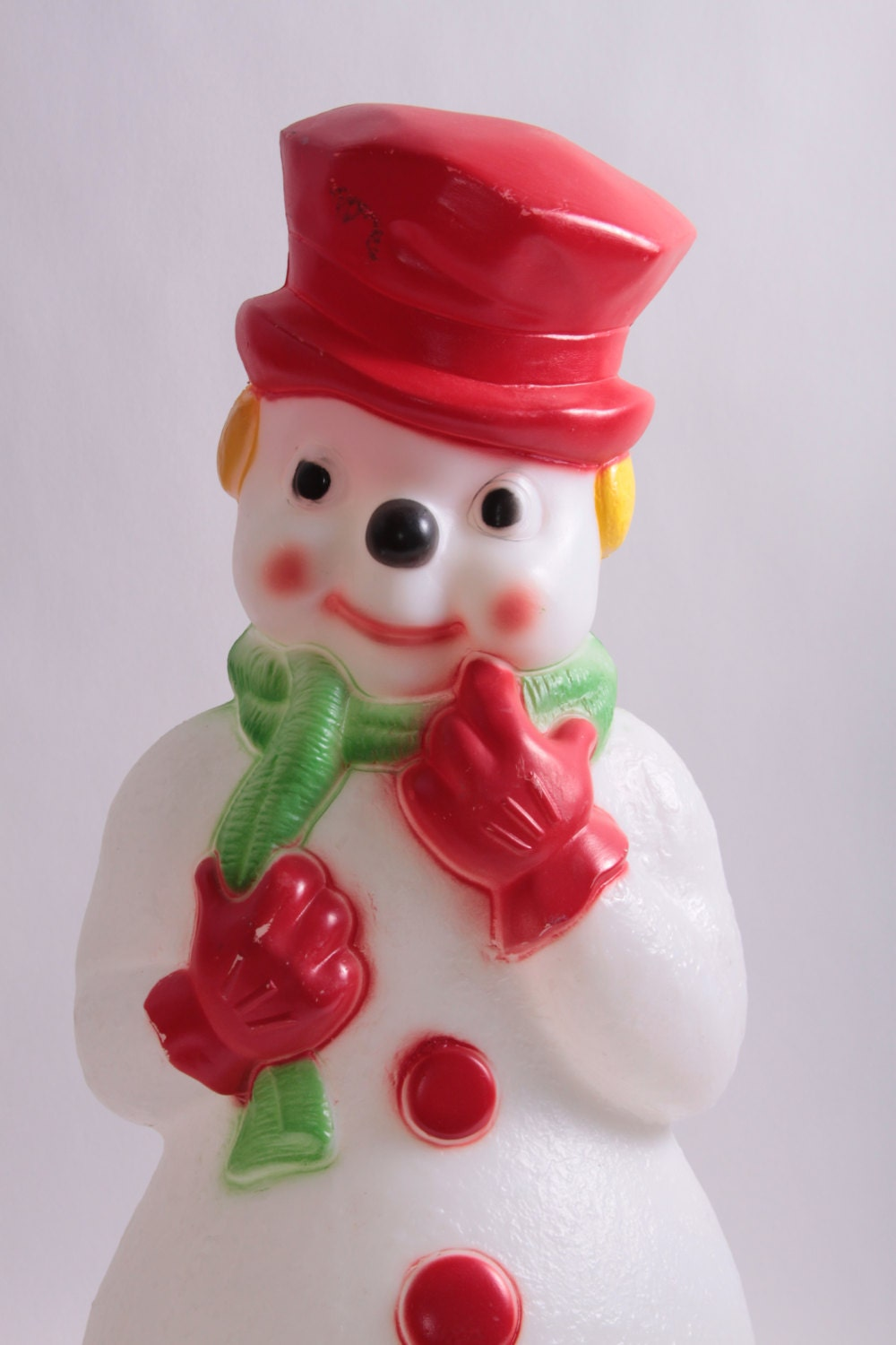Best 28 outdoor plastic snowman best 28 outdoor for Plastic snowman