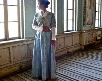 Victorian Era Skirt and Bodice Cover XS