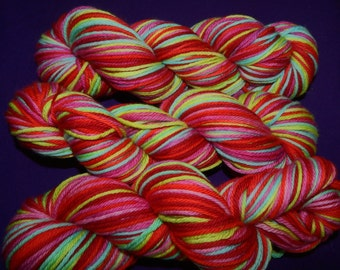 Deluxe Worsted Superwash - Sgt. Pepper