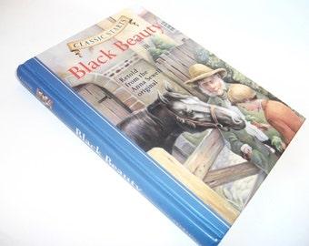 Black Beauty Hollow Book Safe Secret Keepsake Box Container Book Lover Gift