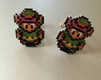Link to the Past cufflinks