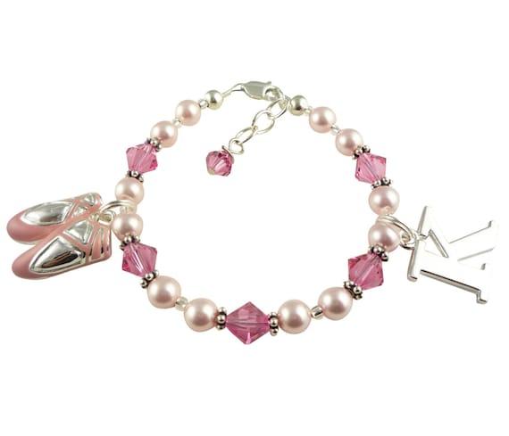 Ballet Charm Bracelet: Dance Ballet Bracelet Big Sister Bracelet Recital Jewelry