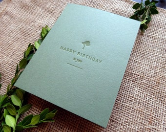 Birthday Card for Man, Card for Boyfriend, Card for Husband, Birthday Card, Outdoorsy Card, Nature Lover, Great Outdoors Card, Manly Card