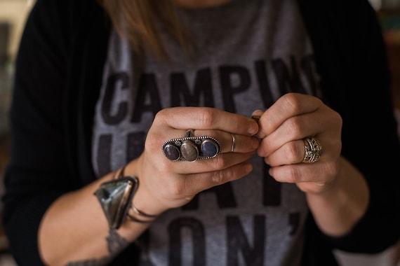 Beginners Workshop: Stacking Rings