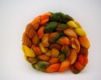 Serengeti Hand-Dyed Superwash Merino/Cashmere/Nylon Top