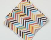 Herringbone Handkerchief