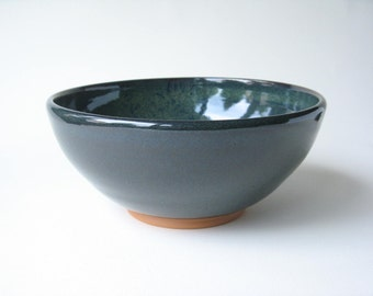 Large Pottery Bowl 7 Cup