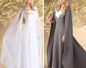 Simplicity 1551-Lord of the Rings, Maid Marian Ren Faire Costume Dress size 8-14