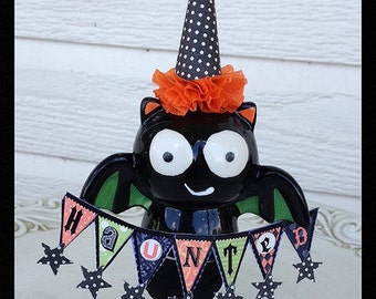 Halloween Decoration Adorable Bat Halloween Ornament Halloween Decoration