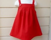 SAMPLE SALE Valentines's Day Jumper Toddler Girls Ready to Ship in size 2T