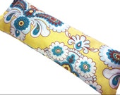 Eye Pillow Hot Cold Pack, Microwave Heating Pad - Flaxseed Rice - Unscented, Scent, Sinus Blend
