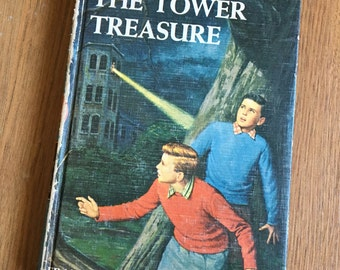 The Hardy Boys The Tower Treasure Vintage Book