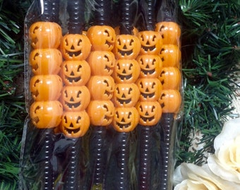 Halloween Straw, Package Of 12 Halloween straws, Halloween Favors, Party Straws, Halloween Party, Party Supplies, Trick or Treat, Fall