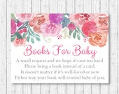 Pink Floral Baby Shower B...