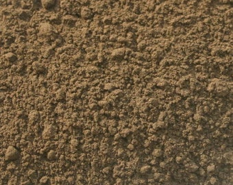 how to make black walnut hull powder