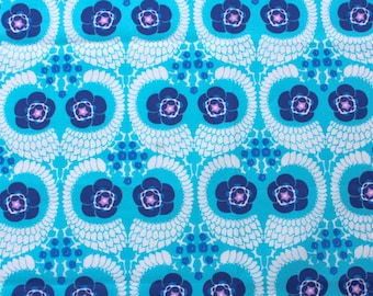 Amy Bulter French Twist Sky Fabric, 1 yard