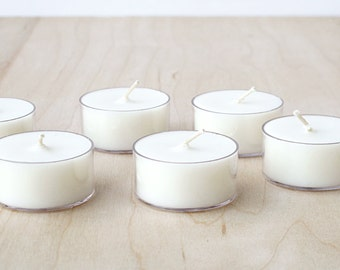 neroli tea lights : SALE