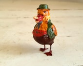 West German Paper Mache Easter Chicken