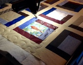 "Tammy  Kohlenberger - CUSTOM ORDER - Final payment/shipping  for a ""nose to toes"" quilt per covos"