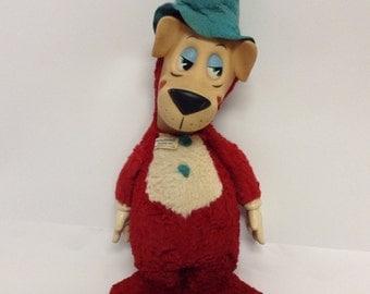 1958 Vintage Huckleberry Hound Toy Doll